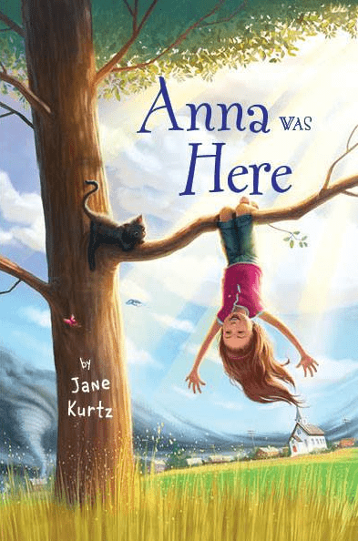 Anna Was Here by Jane Kurtz