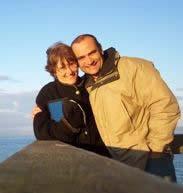 Chris Kurtz and Jane Kurtz