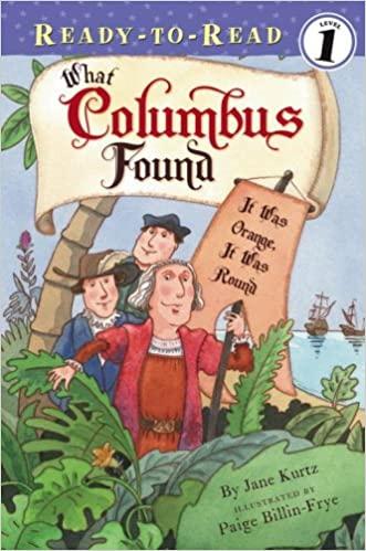 What Columbus Found