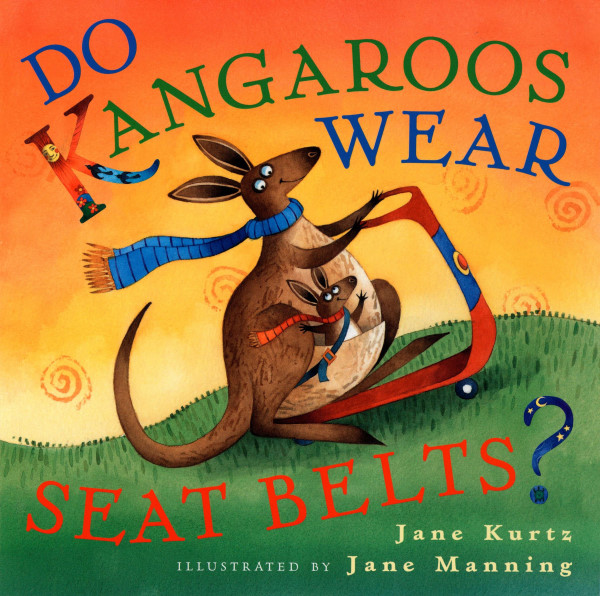 Do Kangaroos Wear Seat Belts 600