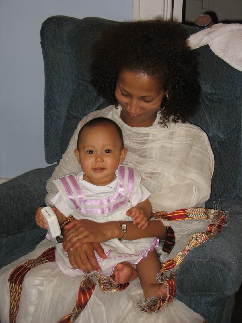 Hiwot and Ellemae