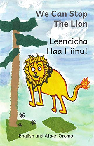 We Can Stop the Lion / Leencicha Haa Hiinu - Ready Set Go book
