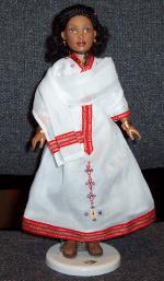 American Girl Saba Doll